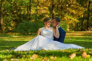 Sesja ślubna Prtzeworsk park - Fotograf Przeworsk