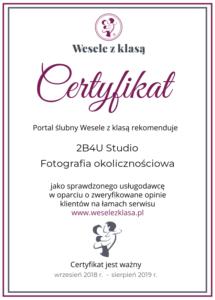 Wesele z Klasą - Fotograf ślubny Rzeszów