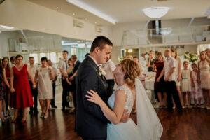 Pierwszy taniec - Zdjęcia ślubne